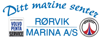 Rørvik Marina AS - logo